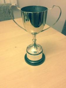 Ace of Roamer Trophy