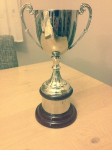 G.B industrial contractors Cup