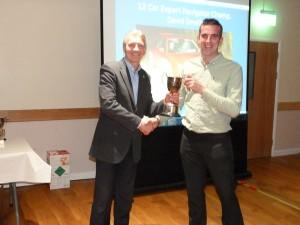 John and David Expert 12 Car Champions
