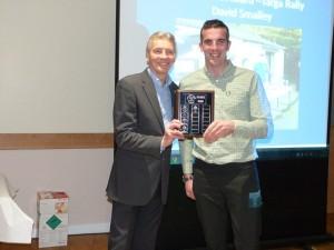 David Organiser Award