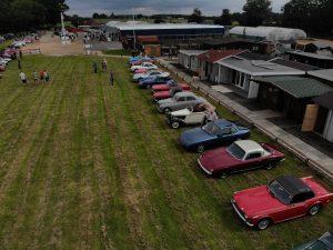 start venue aerial